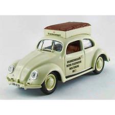 VW BEETLE VIGILI DEL FUOCO AMBULANZA DI WOLSBURG 1950 1:43 Rio Ambulanze