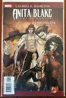 Anita Blake Vampire Hunter Guilty Pleasures Handbook VF Set Marvel 2007