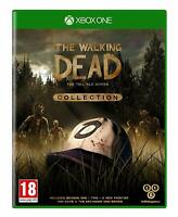 The Walking Dead Telltale Series Collection For Xbox One (New & Sealed)