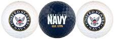 United States NAVY USN Golf Ball Gift Set
