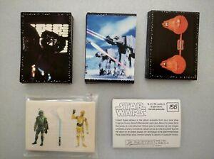1996 Panini STAR WARS Complete Set of 216 Sticker NOT Album LukasFilm NEW