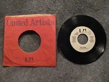 "45 RPM 7"" Record Billie Jo Spears I Will Survive 1979 United Promo UA-X1292-Y"