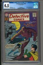 Detective Comics #298 - CGC 4.5 - Origin & 1st App of Silver Age Clay Face