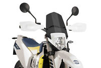 PUIG NAKED WINDSHIELD N.G. SPORT HUSQVARNA 701 ENDURO 16-20 DARK SMOKE