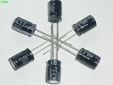 10pcs 400V2.2UF 400V BXA 8X11.5mm Rubycon Capacitor long life for ballast, power