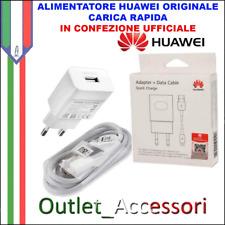 Caricabatterie carica batteria Originale Huawei P8 Lite P9 P10 Honor 6 7 USB PC
