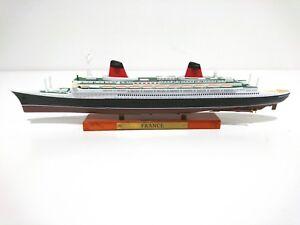 Le paquebot FRANCE 1:1250 Collection Transatlantique Atlas - bateau navire 03
