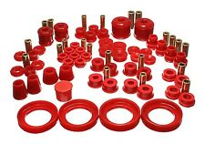 Energy Suspension Bushing Kit PRELUDE SH 97-01 16.18113R (Red)