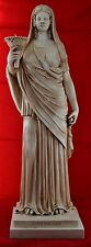 Persephone Queen of the Underworld Vegetation Goddess statue greek  BIG SIZE