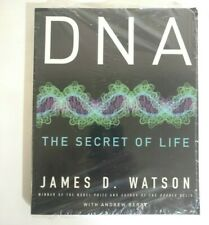 NEW SEALED DNA The Secret of Life James D Watson 2003 Illustrated PB 1st Edition