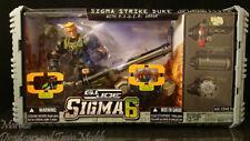 Hasbro G.I.Joe Sigma 6 Sigma Strike Duke with Power Armor 2006_New