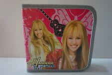 NEW Hannah Montana CD VCD DVD PSP UMD Storage Case Holder FREE SHIP