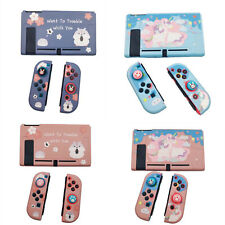 For Nintendo Switch Console & Joy-Con Controller Shockproof Cute Case Cover
