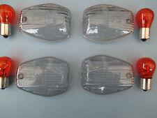 Honda Ahumado Indicador Lente Kit de Lentes de humo CBR600F CBR600RR CBR125 CB1300 CBF