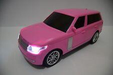 Katie Pink Range Rover Radio Remote Control Car Girls Rc Car 1/16