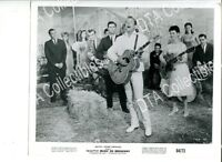 COUNTRY MUSIC ON BROADWAY 8x10 PROMO STILL-MUSICAL-DRAMA-BILL ANDERSON VG