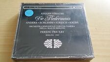 J.STRAUSS - DIE FLEDERMAUS - FERENC FRICSAY - 2 CD SIGILLATO (SEALED)