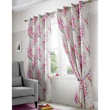 Asian/Oriental Floral Curtains