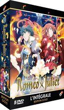 ★Romeo x Juliet (Roméo et Juliette) ★ Intégrale - Edition Gold - Coffret 5 DVD