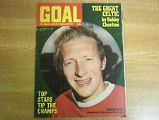 October 19th 1968, GOAL, Dennis Law, Ron Davies, Tommy White, Frank Large.