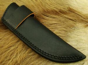 Alistar 21CM Handmade Multi Carry Knife Leather Sheath Bushcraft Camping(272