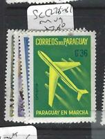 PARAGUAY  (P2505B)  SC C278-1       MOG
