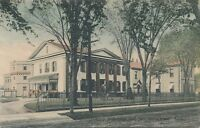 RIVERHEAD NY – County Buildings and Jail – Long Island – udb (pre 1908)