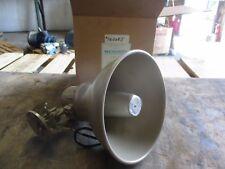 Bogen 15 Watt Amplified Horn #716328J Mod:Ah-15A Nib