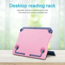 Folding Books Reading Stand Shelf Desk Music Score Recipe Tablet Holder Tool