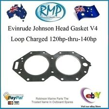 A Brand New Head Gasket Suits Evinrude Johnson 120hp-thru-140hp # R 340115
