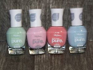 Sally Hansen Pure Nail Polish Good.Kind.Pure .33floz
