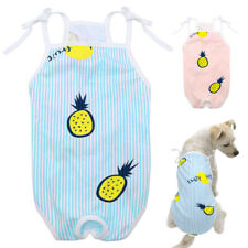 Female Dog Sanitary Nappy Diaper Pet Physiological Pants Shorts Underwear Pug
