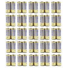 50 pcs 28A 6V 4LR44 4NZ13 4G13 V34PX L1325 Alkaline Battery For Remote Alarm