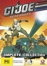 G.I. Joe - Renegades - Complete Collection (DVD, 2013, 4-Disc Set) - Region 4