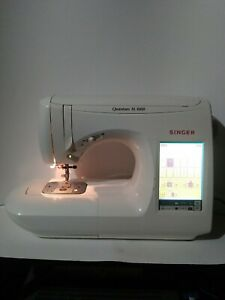 Singer Quantum XL-1000 With foot pedal no embroidery base tested works