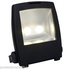 Powerful 100w Quality LED Floodlight + Integral Photocell ANSELL MIRA AMLED100
