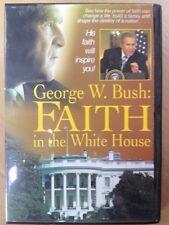 George W Bush : Faith In The White House DVD