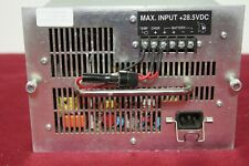 Johnson Viking Vx Repeater Power Supply With Battery Backup Part Tc748 1047