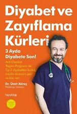 """ Umit Aktas - DIYABET ve ZAYIFLAMA KURLERI "" Turkısh Book Registered Mail"