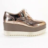 Scarpe Donna Sneakers POLLINI Shoes Zeppa