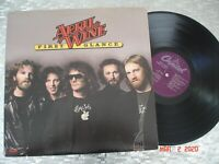 "April Wine ‎– ""First Glance"" Vintage LP  Capitol Records ‎– SW-11852"