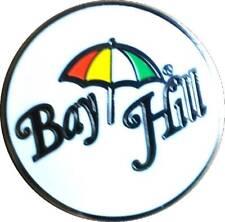 BAY HILL Logo Golf BALL MARKER