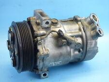 Cadillac BLS Saab 9-3 YS3F 1.9 D 110 Kw Compresseur D'Air P13171593 SD7V16 1258