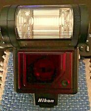 Nikon Speedlight SB-20 Shoe Mount Flash for Nikon with Case, Manual