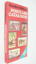Stanley Gibbons Postcard Catalogue 1987 Fifth Edition Excellent