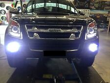 9006 HB4 80W LED super bright white projector globe for ISUZU DMAX foglights