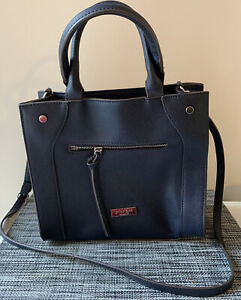 Principles Ben De Lisi Bag Navy Grab & Shoulder Straps
