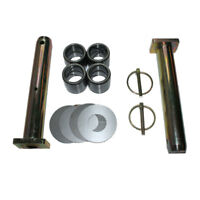 Bucket Pin and Bush set to fit Bobcat E14 / E16 / E17 / E19