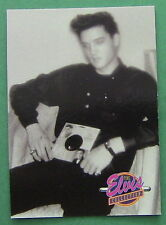 """ELVIS PRESLEY, 1992 THE ELVIS COLLECTION #612 CARD, 1960 """"STUCK ON YOU"""""""
