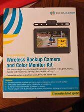 New listing Wireless Backup Camera and Color Monitor Kit - Echomaster Mrc-Wlp43